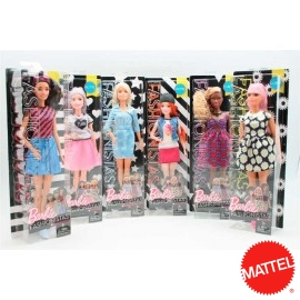 Barbie Fashionista Surtida FBR37