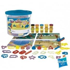 Play Doh Cubo Aprendizaje