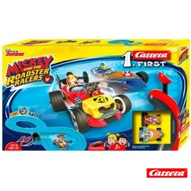 Pista Carrera First Mickey