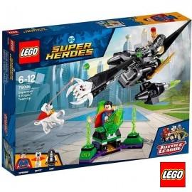 Lego Superman y Kripto