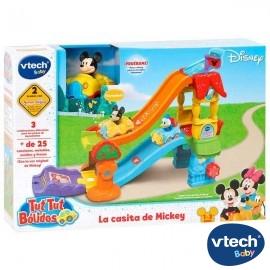 Tut Tut Casita de Mickey