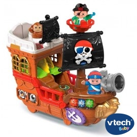 Tut Tut Barco Pirata
