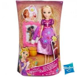 Princesa Rampuzel Lienzo Magico