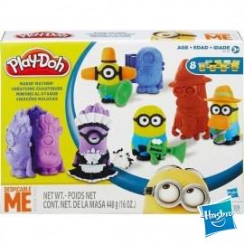 Play Doh Minions