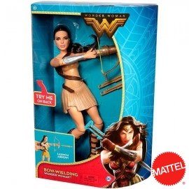 Wonder Woman Arquera