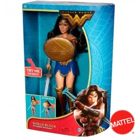 Wonder Woman Superescudo