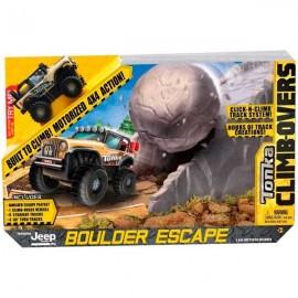 Pista Tonka Boulder Escape