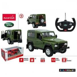 Coche R/C Land Rover Defender