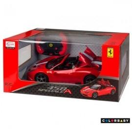 Coche R/C Ferrari 458A