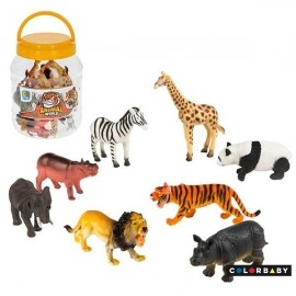 Bote Animales Safari