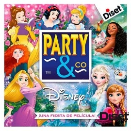 Party Disney Princesas
