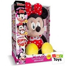 Minnie Emotions