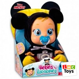 Mickey Bebes LLorones