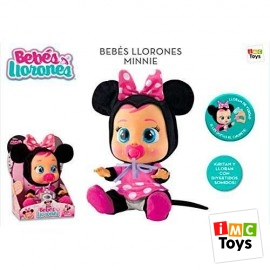 Minnie Bebes LLorones
