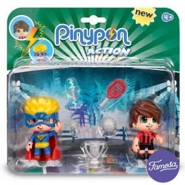 Pin y Pon Pack Action Surtido