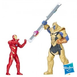 Pack Iron Man y Thanos