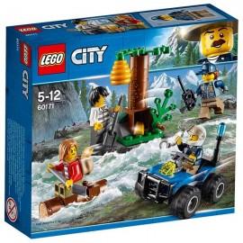 Lego Montaña Fugitivos