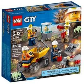 Lego Equipo de Mina
