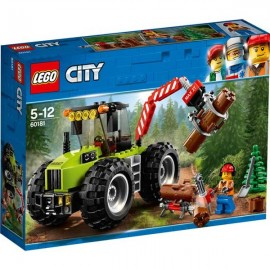 Lego Tractor Forestal
