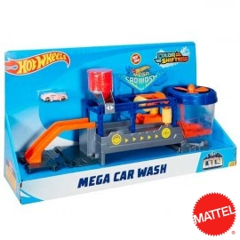 Hot Wheels Supertunel de Lavado