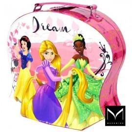Estuche Maquillaje Princesas