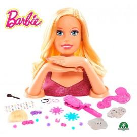Busto Barbie Peluqueria