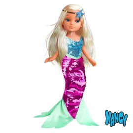 Nancy un dia de Sirena
