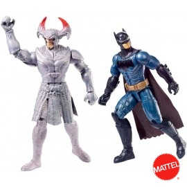 Batman y Steppenwolf