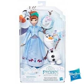 Frozen Elsa o Ana Luces de Invierno