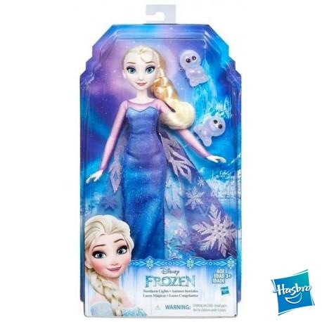 Frozen Elsa o Ana Luces Magicas