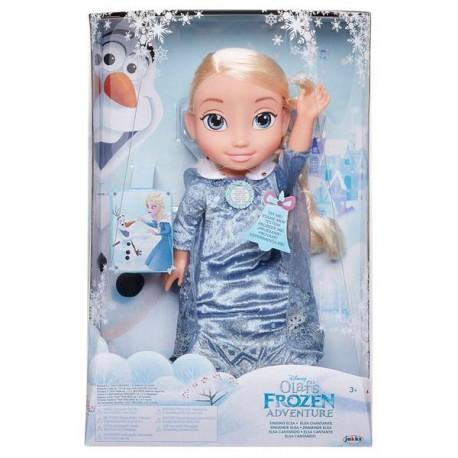 Frozen Elsa Cantando