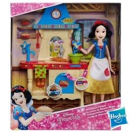 Blancanieves y su Cocina