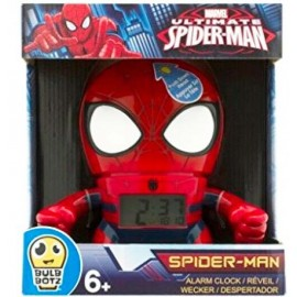 Reloj Despertador Spiderman