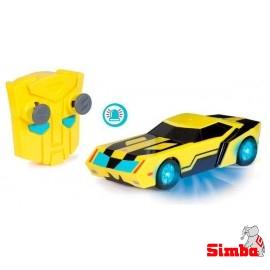 Coche R/C Transformers