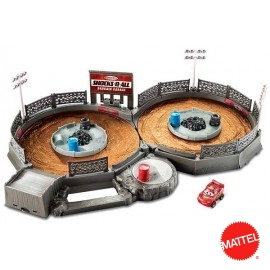 Mini Pista Cars Crank & Crash