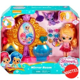 Shimmer & Shine Mirror Room