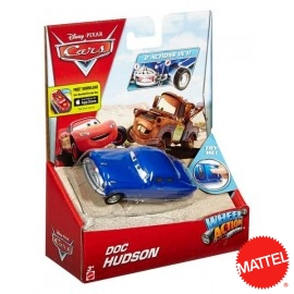 Cars Action Doc Hudson