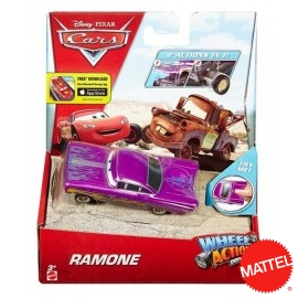 Cars Action Ramone
