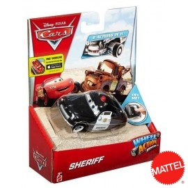 Cars Action Sheriff