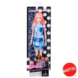 Barbie Fashionista FBR37