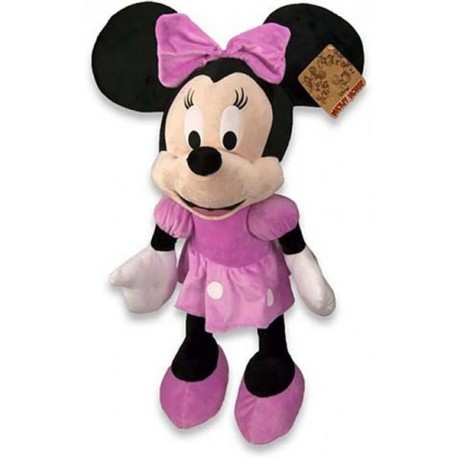 Peluche Minnie 90Th. 75cm.