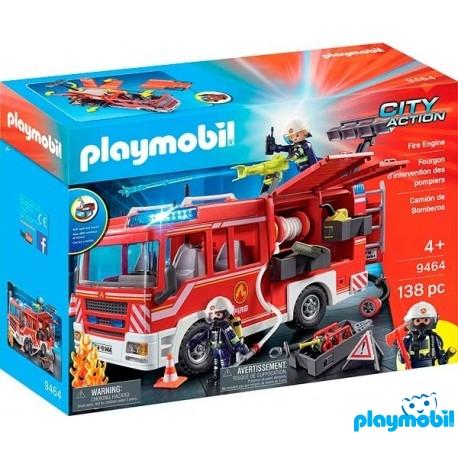 Camion de Bomberos 9464