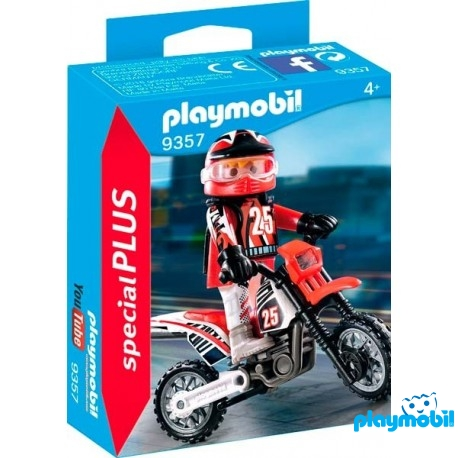 Moto Motocross 9357
