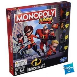 Monopoly Junior Los Increibles