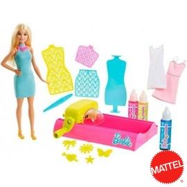 Barbie Diseña tus Vestidos