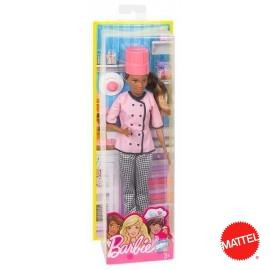 Barbie Cocinera Morena