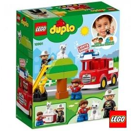 Lego Duplo Camion de Bomberos