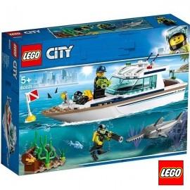Lego Yate de Buceo