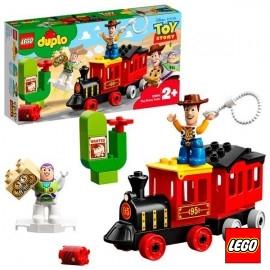Lego Duplo Tren Toy Story