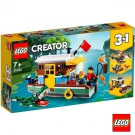 Lego Casa Flotante del Rio